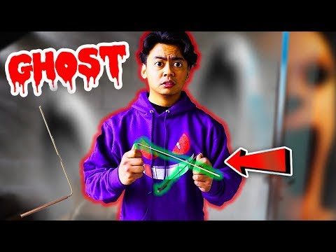 Do Not Play With SPIRIT RODS! (Evil Ghost Found)
