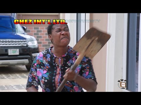 CRAZY VILLAGE NANNY (New Hit Movie) - Mercy Johnson 2019 Latest Nigerian Nollywood Movie