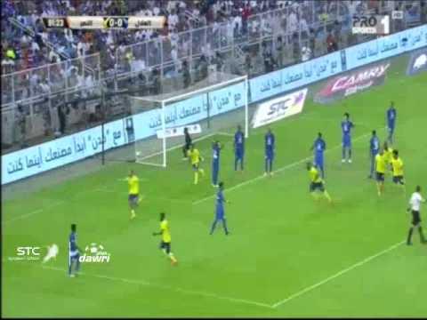 أهداف مباراة الهلال والنصر 1-1 (7-6) نهائي كأس خادم الحرمين الشريفين