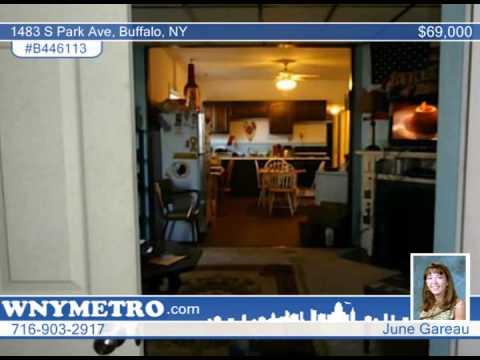 1483 S Park Ave  Buffalo, NY Homes for Sale | wnymetro.com