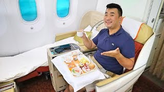 Video Air India Business Class Review. Are they really TERRIBLE? MP3, 3GP, MP4, WEBM, AVI, FLV Desember 2018