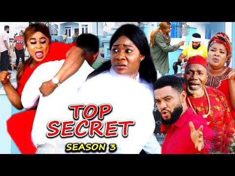 TOP SECRET SEASON 3 - Mercy Johnson 2020 Latest Nigerian Nollywood Movie Full HD | 1080p