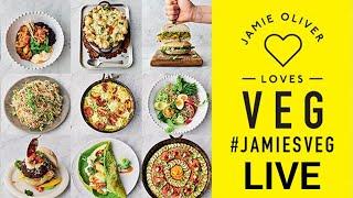 Veg BBQ was Live | Jamie and Gennaro by Jamie Oliver