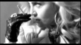 Madonna - Interview Magazine - Behind The Scenes