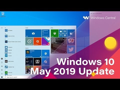 Windows 10 May 2019 Update - Official Release Demo (Version 1903)