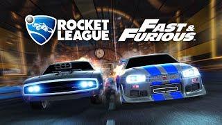 Nonton Rocket League® - Fast & Furious DLC Trailer Film Subtitle Indonesia Streaming Movie Download