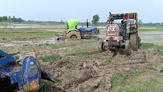 Tractor tochan
