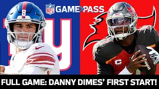 New York Giants vs. Tampa Bay Buccaneers Week 3, 2019 FULL Game: Danny Dimes' First Start! by NFL