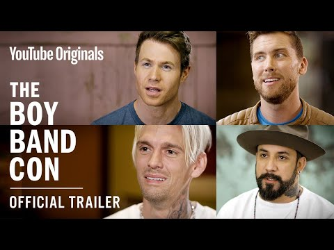 The Boy Band Con: The Lou Pearlman Story Official Premise Trailer