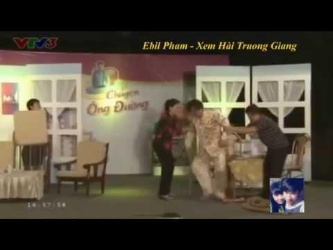 Hài Chí Tài Trường Giang - ăn kiêng