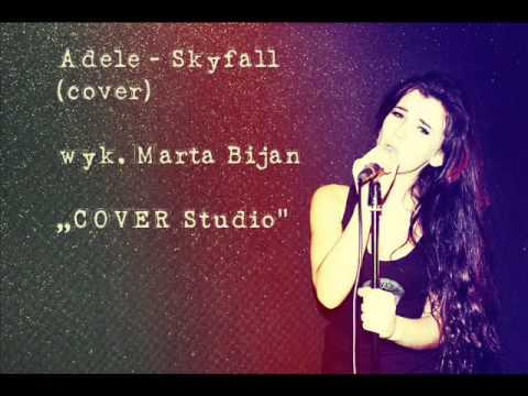 Tekst piosenki Marta Bijan - Skyfall (cover) po polsku