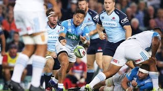 Waratahs v Blues Rd.11 Super Rugby Video Highlights 2017