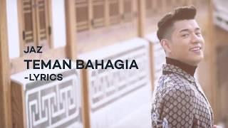 Video Jaz   Teman Bahagia | Official Lyrics MP3, 3GP, MP4, WEBM, AVI, FLV April 2018