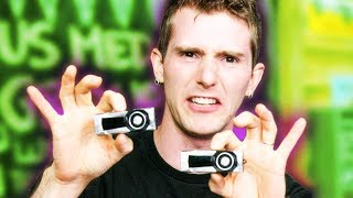 The TINIEST Nvidia SLI Setup EVER?