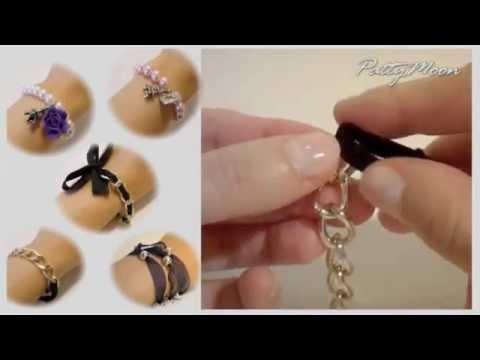 DIY➽ Braccialetti facili / Easy bracelets