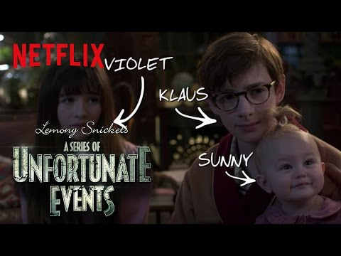 A Series of Unfortunate Events Promo 'The Facts'