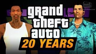Download Lagu GTA 20th Anniversary Tribute Trailer Mp3