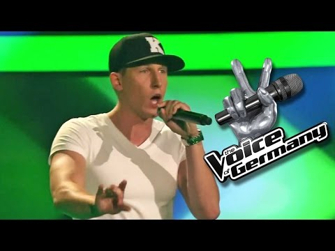 The Voice of Germany: Lose Yourself – Eminem - Alex Hartung | The Voice 2014 | Blind Audition
