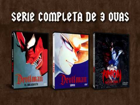 Devilman: Complete OVA Collection - Promo DVD