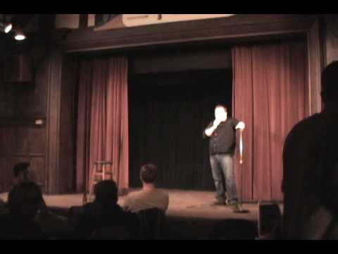 Jeff Blanchard, Cleveland Comedy Festival, Part 1 of 3