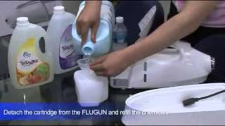video thumbnail Portable Fogger FLUGUN youtube