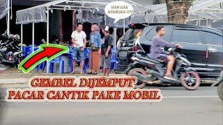 Video GEMBEL DI JEMPUT PACAR CANTIK PAKE MOBIL LIHAT REAKSINYA NGAKAK -  PRANK INDONESIA MP3, 3GP, MP4, WEBM, AVI, FLV Februari 2019