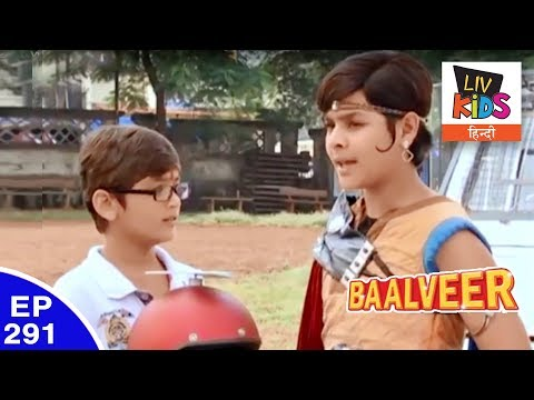 Baal Veer - बालवीर - Episode 291 - Baalveer's Plan To Trap Maayavi Pakshi