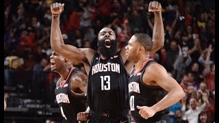 James Harden Cooked Up A 50-Piece Against Lakers, Drains Clutch Three Over Bron by Bleacher Report