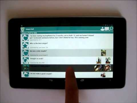 Video of Votter: The Social Voting App