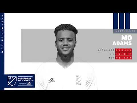 Video: Watch | Mo Adams' collegiate highlights