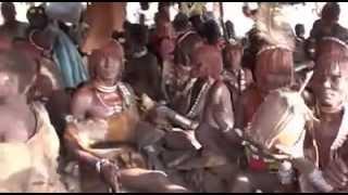 Bull Jumping Ceremony - Hamar Tribe - Ethiopia