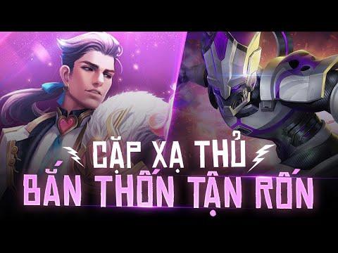 ✬ LIÊN QUÂN MOBILE ✬ Gặp Top 1 Vanhein Việt Nam Khi Chơi Elsu Guitar Tình Ái Phối Hợp Ăn Ý - Thời lượng: 13:54.