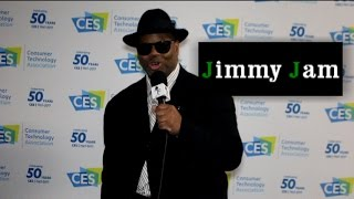 Jimmy Jam Talks CES 2017, and Shares A Personal Story of Michael Jackson, Prince, Video