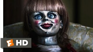 Nonton The Conjuring   Annabelle The Doll Scene  1 10    Movieclips Film Subtitle Indonesia Streaming Movie Download