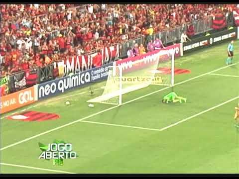 [JOGO ABERTO PE] Sport perde para o Flamento no Rio de Janeiro