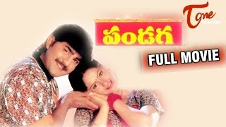 Pandaga - Full Length Telugu Movie - Srikanth - Raasi