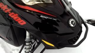 4. 2015 Skidoo Renegade 600 ETEC