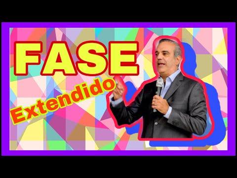 Requisitos FASE 1 extendido | lo que pasará con  FASE en el año 2021 (FASE 1 y FASE 2)