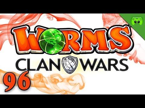 WORMS CLAN WARS # 96 - Die Brücke am Wurm «» Let's Play Worms Clan Wars | Full HD