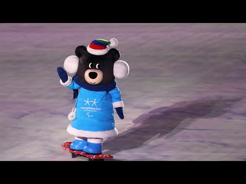 Opening Ceremony | PyeongChang2018 Paralympic Winter Games … (видео)