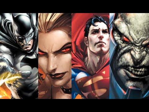 ANIMATED REVIEWS Superman/Batman: Apocalypse (2010)