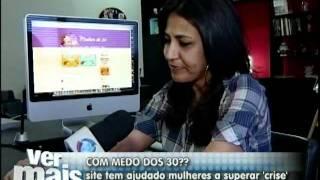 Entrevista Cibele Santos - Mulher de 30
