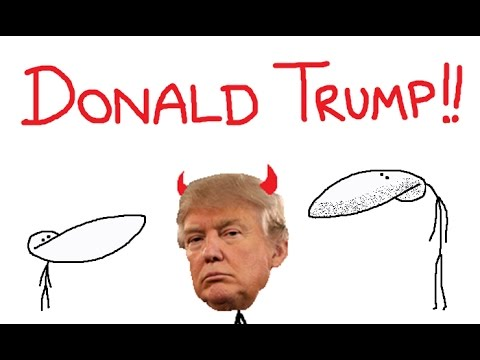 Donald Trump EXCLUSIVE INTERVIEW - The Worst Of The Presidential Elections