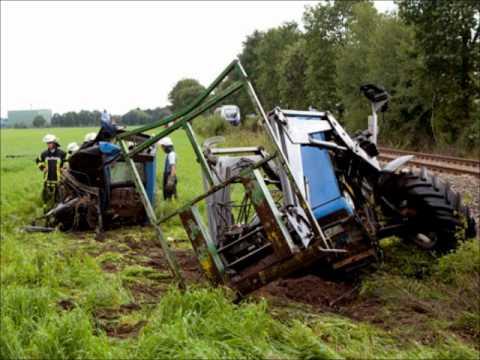 Traktor Unfälle Nr.2