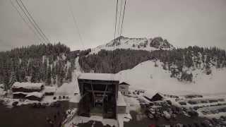 Les Diablerets Switzerland  city photos : Glacier 3000 - Les Diablerets - Switzerland 2014 - GoPro