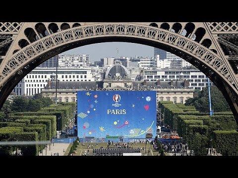 Γαλλία: Καταφτάνουν οι εθνικές ομάδες για το Euro 2016