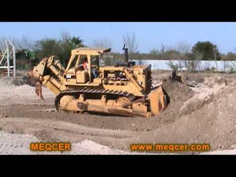TRACTOR SOBRE ORUGAS CAT D9H // 5101009  MEQCER CERRALVO LUIS LAURO RIOS LUISLAURORIOS NUEVOLEON