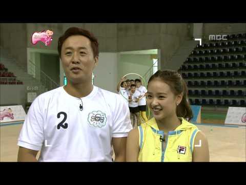 Infinite Challenge, Son Yeon-jae #07, 손연재 20120922 (видео)