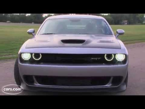2015 Dodge Challenger SRT Hellcat Review