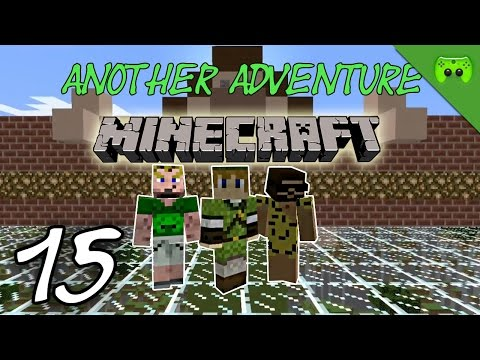 MINECRAFT Adventure Map # 15 - Another Adventure «» Let's Play Minecraft Together | HD